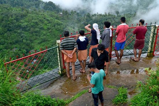 Kanhirakolly Waterfall